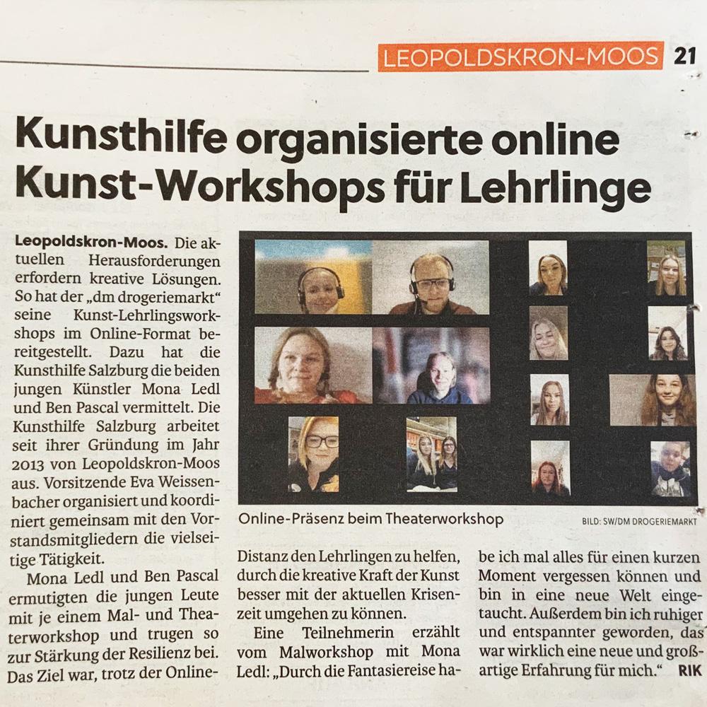 Salzburger Stadt Nachrichten
